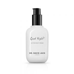 Dr David Jack Integrative Skincare Good Night!