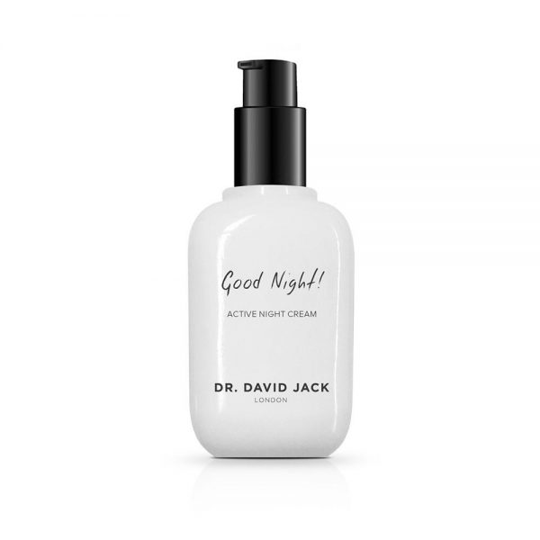 Dr David Jack Integrative Skincare Good Night!