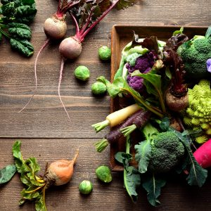 WINTER VEGETABLES THAT BENEFIT THE SKIN